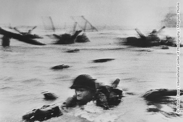 ノルマンディー上陸作戦、1944年